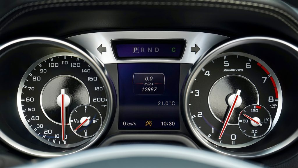 car acceleration time