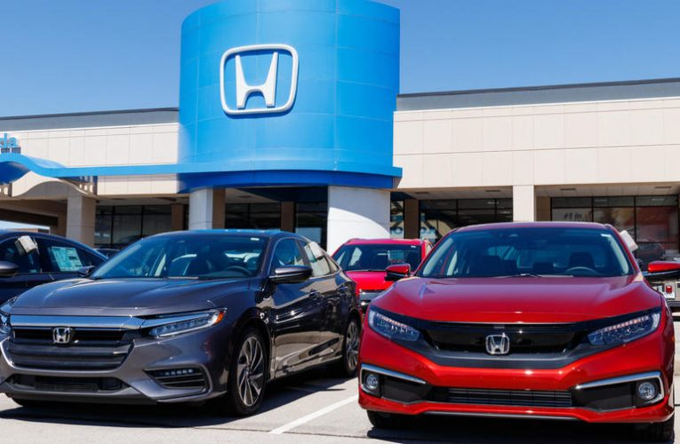 Honda recalls more than 1.4 million cars in US to repair overheated window switches